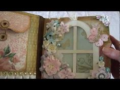 """Timeless moments mini album """"Serenity"""" - inspired by Kathy Orta - YouTube"""