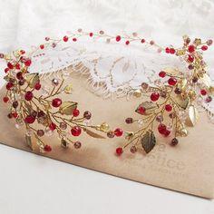 Осенний веночек для невесты Оксаны))) #olgadelice
