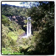 Cascata do Caracol #canela