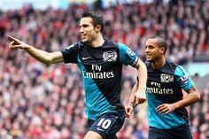 Arsenal Robin van Persie