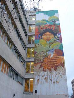 "Artist: Alapinta (Patagonie)   ""Paris13"""