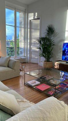 Dream Home Design, Home Interior Design, House Design, Living Room Decor, Bedroom Decor, Aesthetic Room Decor, Sky Aesthetic, Flower Aesthetic, Travel Aesthetic