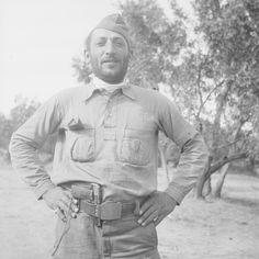 Spain - 1937. - GC - 15th International Brigade - Caporal Louis Zivin, Infirmerie du bataillon Lincoln-Washington, Septembre 1937