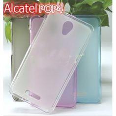 Capa Silicone Alcatel Pop 4