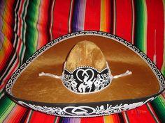Soto Impotaciones: Sombrero Mexicano Café Claro