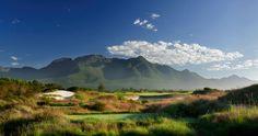The Links at Fancourt. South Africa.