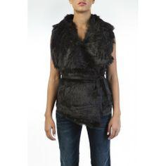 Rene Derhy γιλέκο One Shoulder, Blouse, Winter, Tops, Women, Fashion, Winter Time, Moda, Fashion Styles