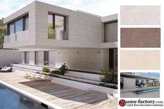 Exterior tile, actual porcelain tile size 600x1200x6mm  #umstile