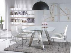 Mesa de comedor Medidas:  120 x 120 x 75 cm