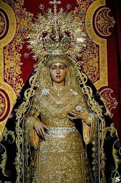Nuestra Señora del Rosario Doloroso polígono de San Pablo 🌹🌻
