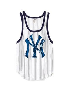 NewYork YankeesBling Tank