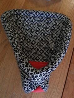 Make your own ergo heart to heart -  Infant insert  MommaMerylsMonographs