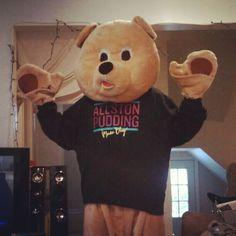 Allston Pudding bear?