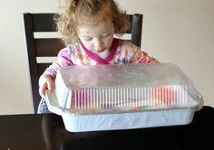 Plastic Easter Egg Roll Painting Toddler+