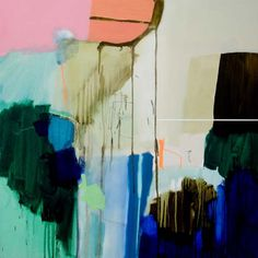 """""""Part 1"""" by Artist Waldemar Kolbusz 100x100"""