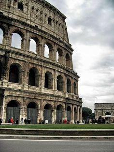 Colosseum in Roma