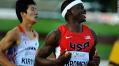 Bromell has already represented his country, helping the U.S. win 100m relay gold at the 2014 junior world championships in Oregon, where he was second behind teammate Kendal Williams in the individual event with a time of 10.28s.
