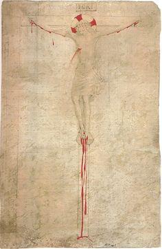 - drakontomalloi:   Fra Beato Angelico - Study for...