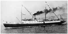 KARYSTAKI uploaded in ΠΑΛΙΑ  ΑΚΤΟΠΛΟΪΚΑ ΕΠΙΒΑΤΗΓΑ: [B]Copyright : Γεώργιος Λυκουρόπουλος[/B]  Κάρυστος 1948, το πλοίο Καρυστάκι.