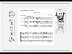 Canarios (SANZ) by guitar trio sheetmusic. Get the Score