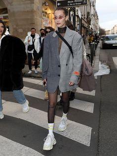 Get the look : le style rétro de Bella Hadid