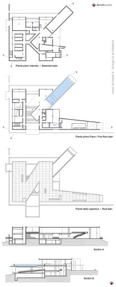 Benesse house oval naoshima japan by tadao ando for Apartment plans in sri lanka