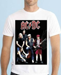 Acdc Music, Band, Celebrities, Instagram Posts, Clothing, Mens Tops, T Shirt, Products, Fashion