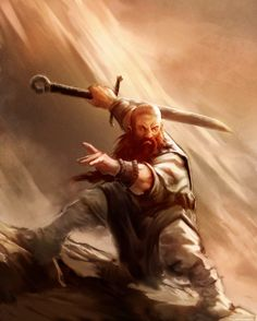 Kungfu dwarf revisted by mattforsyth on DeviantArt