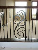 Wrought Iron Scroll Designs for Pinterest