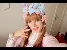 Lolita Transformation Make up Tutorial