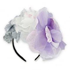 Johnny Loves Rosie Gracie Floral Fascinator Headband