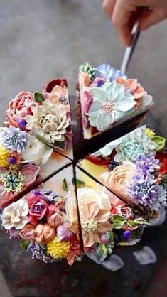 The Effective Pictures We Offer You About Cake Design for boys A quality picture can tell you many things. You can find the most beautiful pictures that can be presented to you about Cake Design disne Pretty Cakes, Beautiful Cakes, Amazing Cakes, Beautiful Bouquets, Amazing Birthday Cakes, Cake Birthday, Beautiful Beautiful, Tumblr Birthday Cake, Garden Birthday Cake