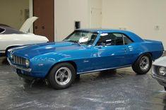 1967 - 1969 Camaro factory paint