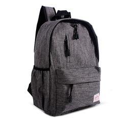 12.87$  Buy here - http://ali8nx.shopchina.info/go.php?t=32793137990 - 2017 Linen Small Backpack Unisex School Bag For Teenage School Backpack For Students linen backpack Rucksack Bookbags Travel Bag 12.87$ #buyonlinewebsite