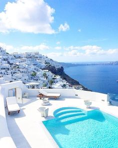 20 Breathtaking Places To See Before You Die – The Barefoot Explorer Mykonos, Greece - The world's m Need A Vacation, Vacation Places, Dream Vacations, Greece Vacation Spots, Greece Honeymoon, Vacation Travel, Vacation Trips, Greek Islands To Visit, Greece Islands
