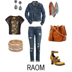 """roam"" by jennyliford on Polyvore"