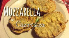 Mozzarella in carrozza - versione IMPASTELLATA e FRITTA