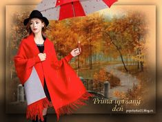 gif Autumn, Queen, Fall, Show Queen