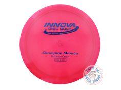 NEW Innova Champion Mamba 175g Clear Magenta Distance Driver Golf Disc #Innova