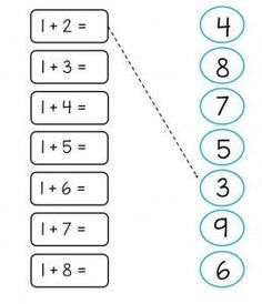 1 million+ Stunning Free Images to Use Anywhere Kindergarten Addition Worksheets, First Grade Math Worksheets, Printable Preschool Worksheets, Kindergarten Math Activities, Preschool Writing, Numbers Preschool, Preschool Lessons, Math For Kids, Visual Perception Activities