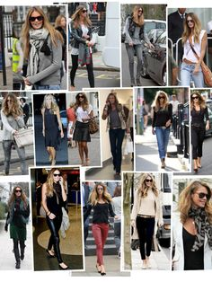 Elle Macpherson - casual Supermodel style