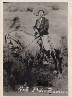 Gral Pedro Zamora