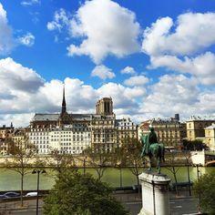 Paris la belle #paris #paname #notredame #hoteldeville