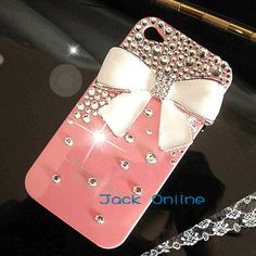 Cute bowknot  iPhone 6 case iPhone 5 case iPhone by Jackonline, $14.90