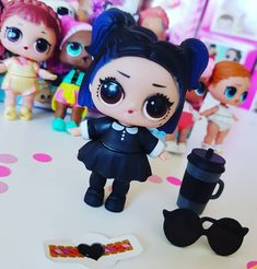 DUSK!!! How gorgeous is she!!! Dusk was our most wanted Confetti Pop doll and we just popped her today. Who is your favourite Confetti Pop doll? Comment below...  lolsurprise #lolsurprisedolls #lolsurprise #collectlol #unboxlol #unboxing #lolsurpriseseries3 #lolsurpriseconfettipop #confettipop #lolsurpriseglitterseries #lolpets #lolsurprisepets #lolsurprisemerchandise #lolsurprisegoldball #toycollector #toyreview #kidyoutuber #toys #newtoys #confettipopdusk #loldolllove #hottoys