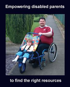 Website with advice for disabled parents.  See it. Believe it. Watch thousands of SCI videos at SPINALpedia.com