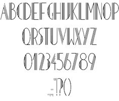 Image for HOTEL DES ARTS 1929 font 1920s Font, Calligraphy Fonts, Lettering, Handwriting, Creative, Doodle, Numbers, Ice Cream, Pearl