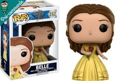 Préco - Beauty and the Beast Funko Pop Belle