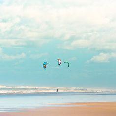 Kite Surfing Landscape