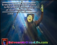 Congratulations to #Wicked, 10 incredible years on Broadway! #Wonderful #Popular #DefyingGravity http://BetweenMyStageLife.com
